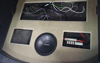 car audio upgrade