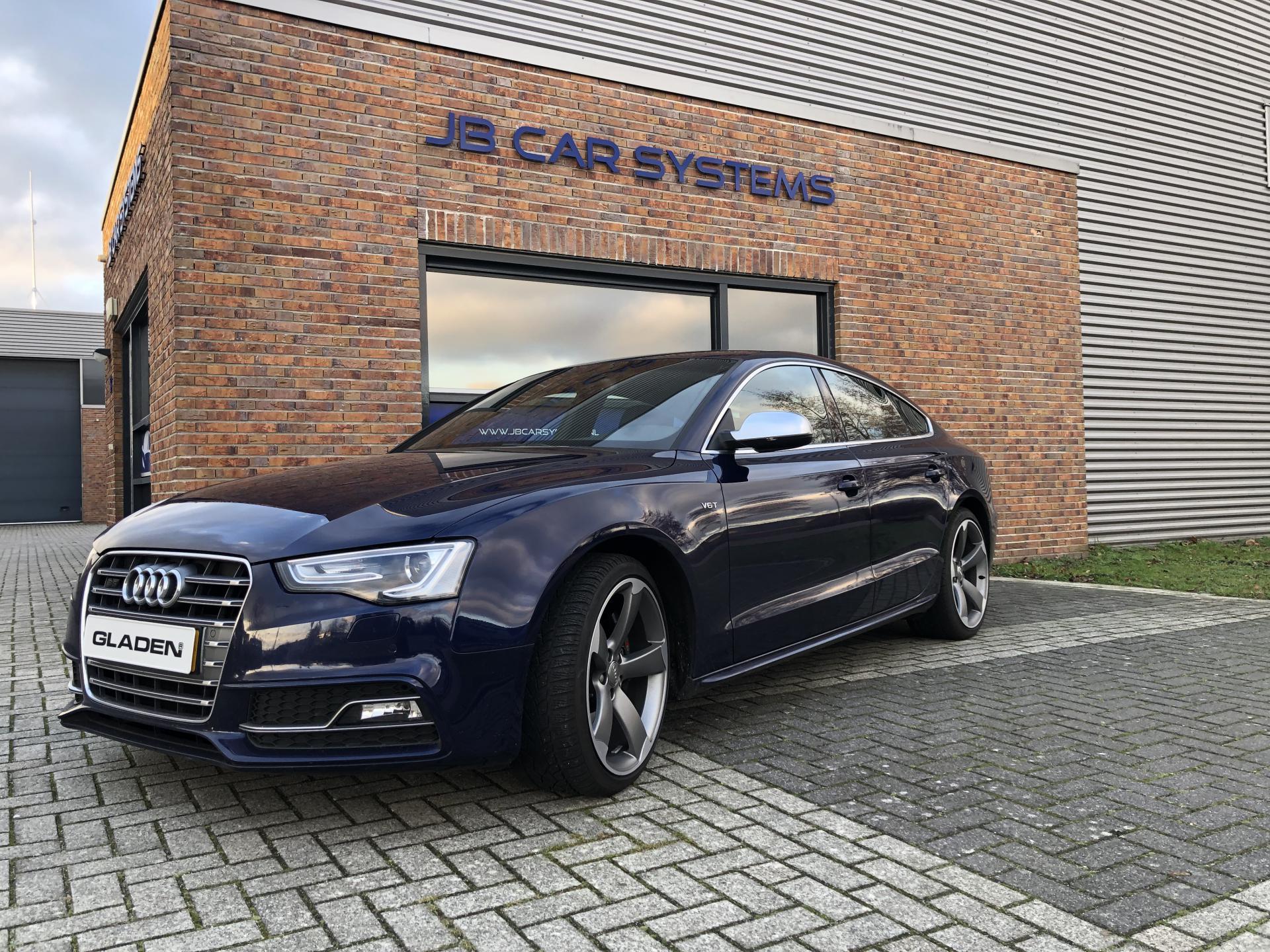 Audi audio upgrade