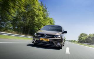 VW Caddy audio upgrade