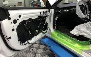 Tesla audio upgrade