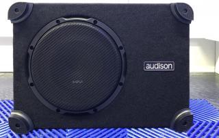 Audio upgrade Tesla