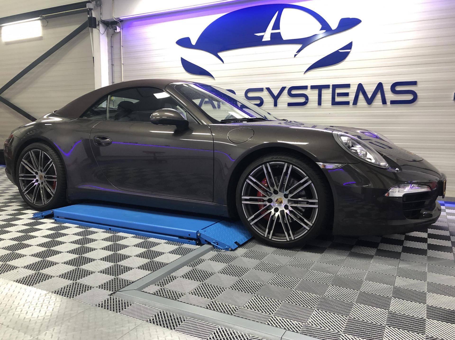 Apple CarPlay Porsche 911